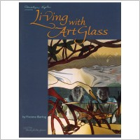 living_with_art_glass_book
